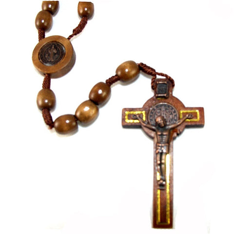 St. Benedict Cord Rosary