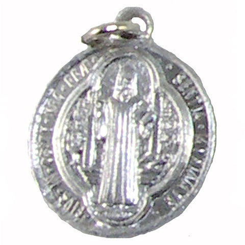 "5/8"" St. Benedict Medal"