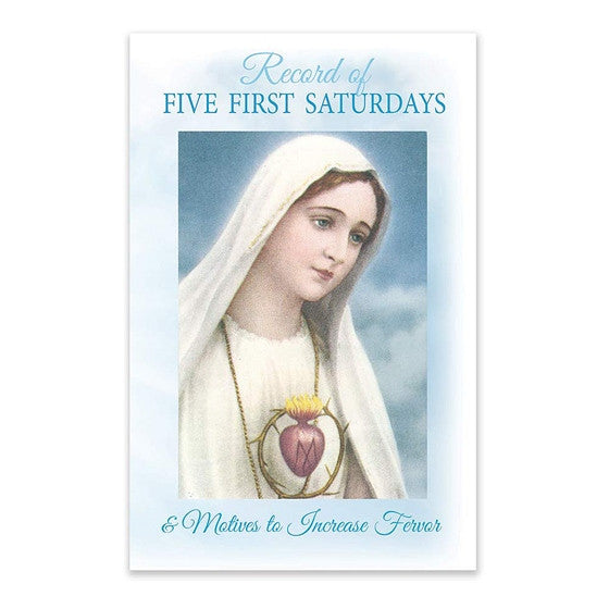 Record of Five First Saturdays