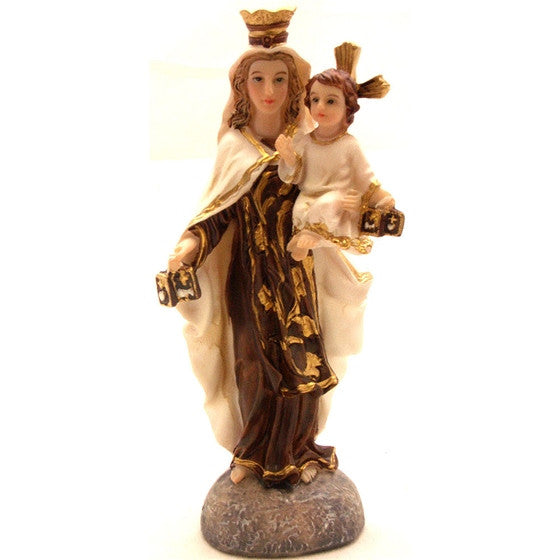Our Lady of Mt. Carmel: 5½""
