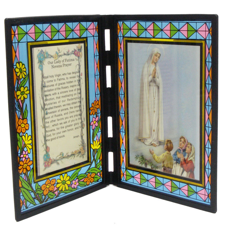 Our Lady of Fatima Folding Stand