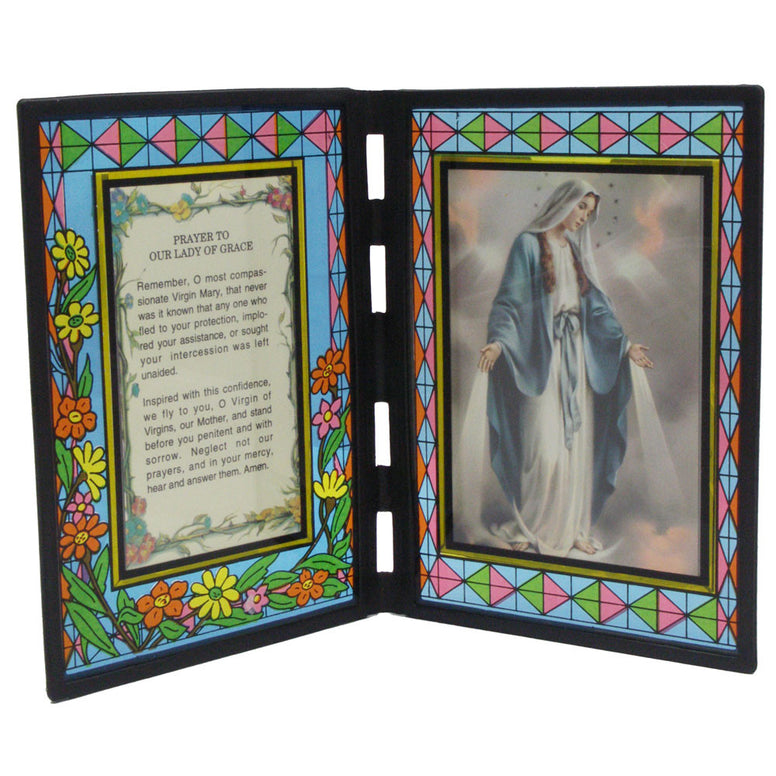 Our Lady of Grace Folding Stand