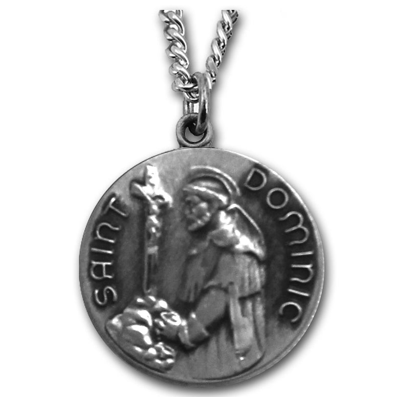 St. Dominic Sterling Medal