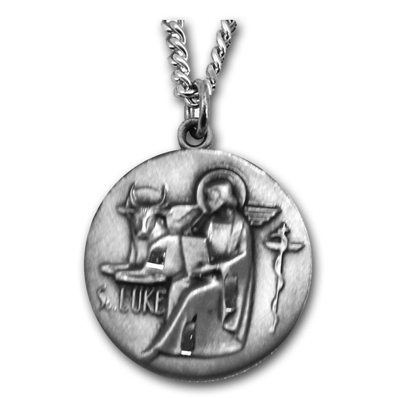 St. Luke Sterling Medal