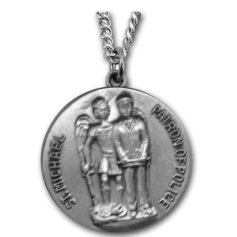 St. Michael Police Sterling Medal