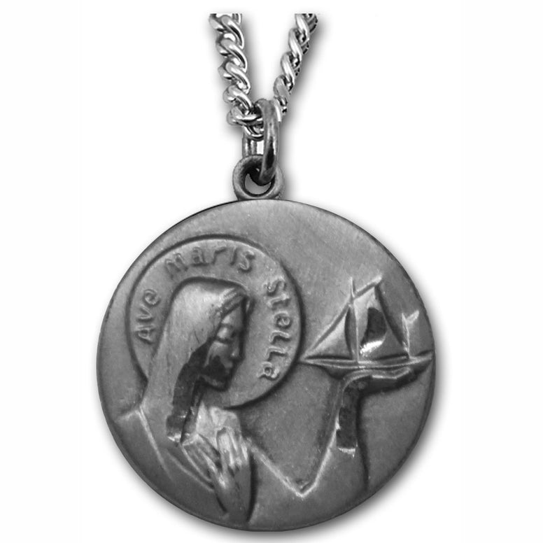 Star of the Sea Sterling Medal