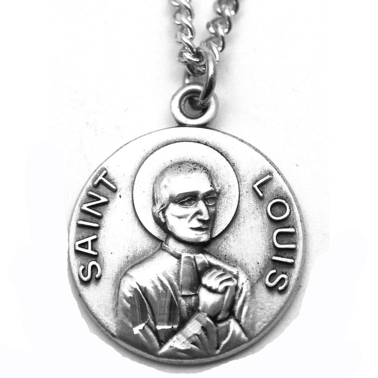 St. Louis de Montfort Sterling Medal