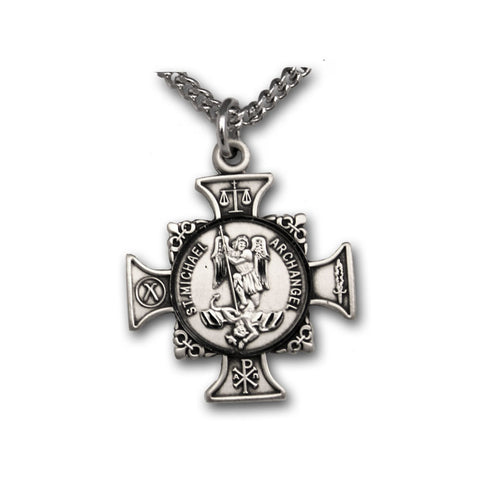St. Michael Maltese Cross