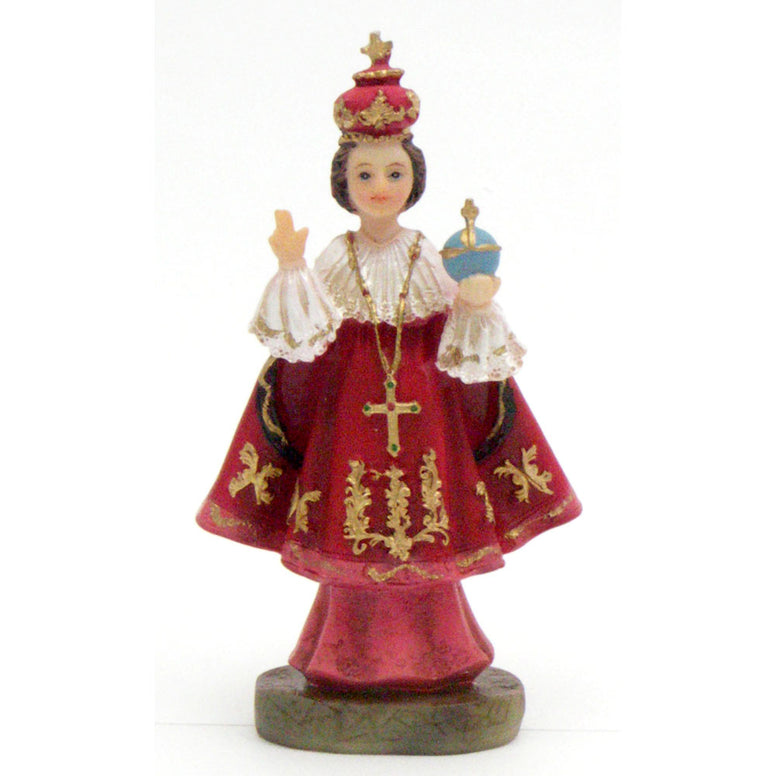 "4"" Infant of Prague"