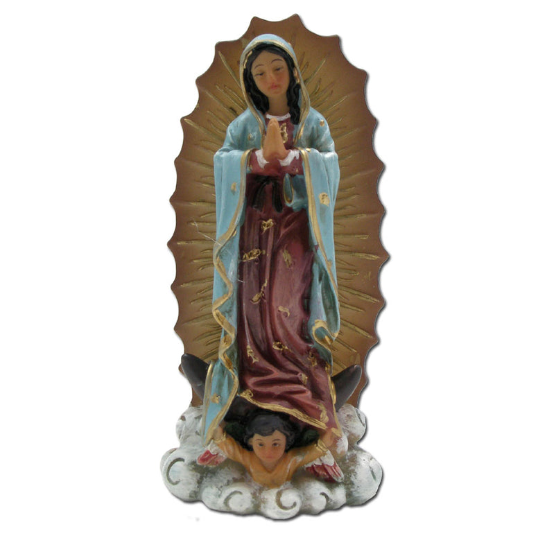 Our Lady of Guadalupe: 5½""