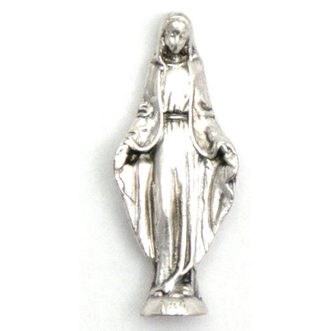 Our Lady of Grace Pocket Statue