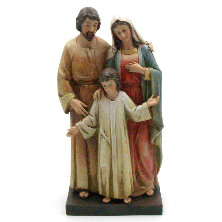 "8"" Holy Family Statue"