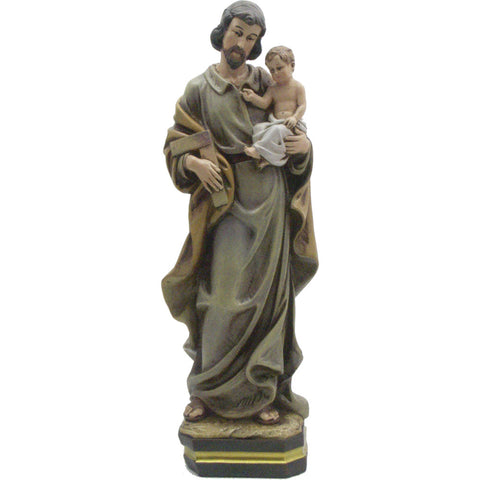 "12"" St. Joseph and Child"