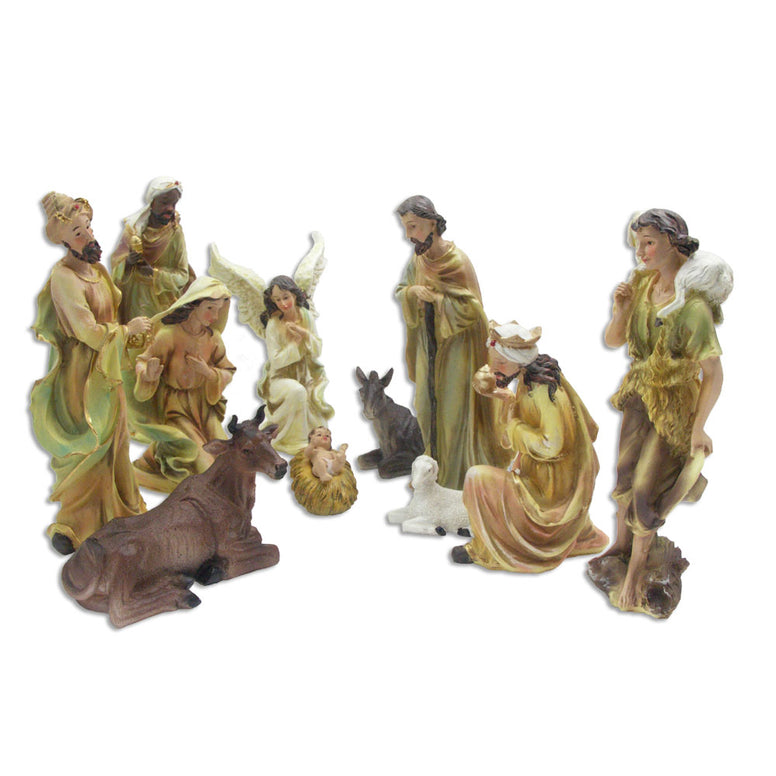 Nativity Set: 8""