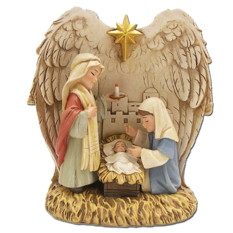 "Children's Nativity: 6½"": Angel Wings"