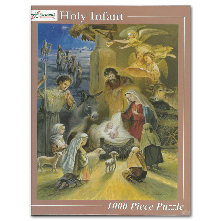 Holy Infant 1000-piece Puzzle