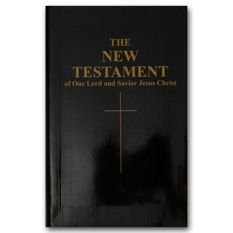 The New Testament Pocket Edition