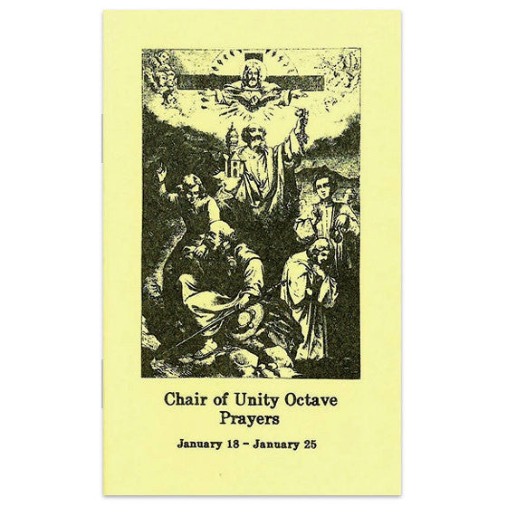 Chair of Unity Octave Prayers