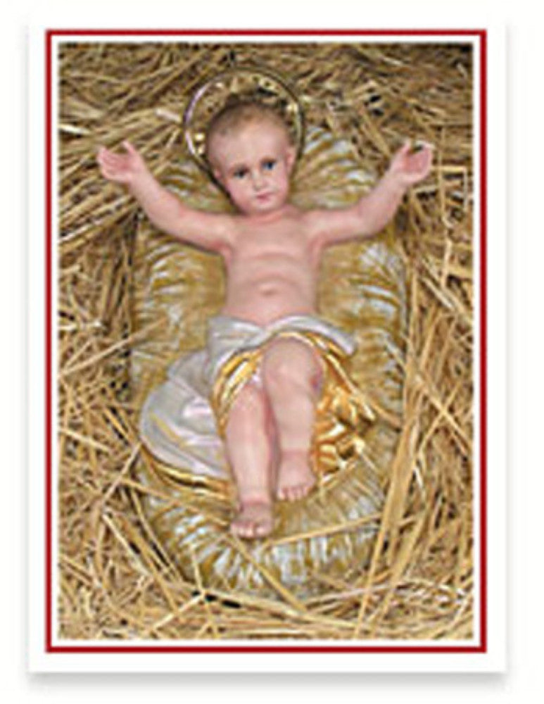 Infant in Straw 10/pk