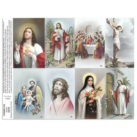 Goya Assorted Holy Cards