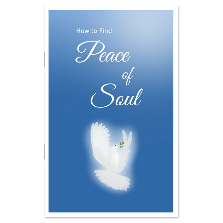 How to Find Peace of Soul