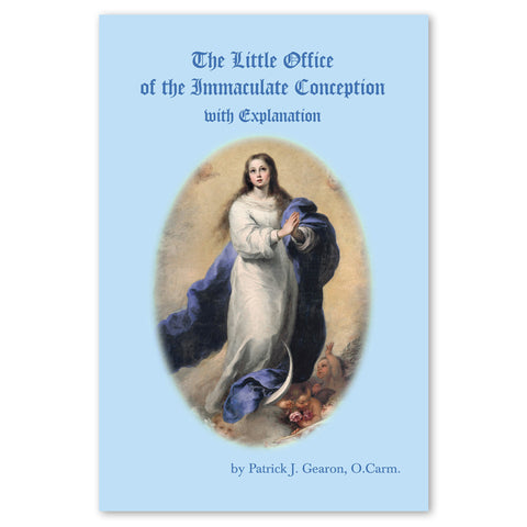 Little Office of the Immaculate Conception with Explanation