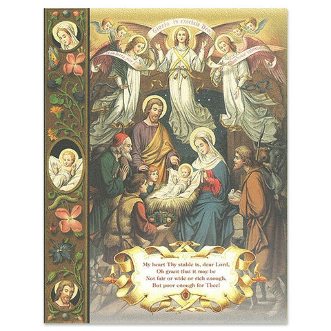 The Nativity Note Card