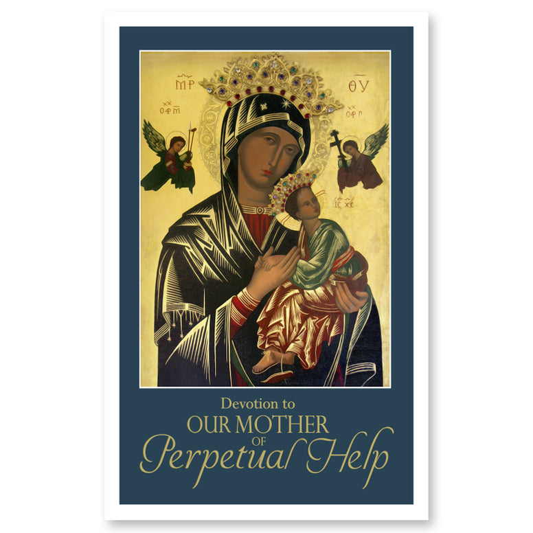 Devotion to Our Mother of Perpetual Help