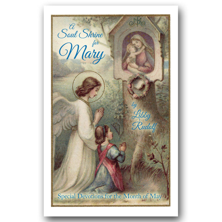 Soul Shrine for Mary
