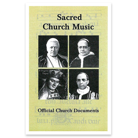 Sacred Church Music