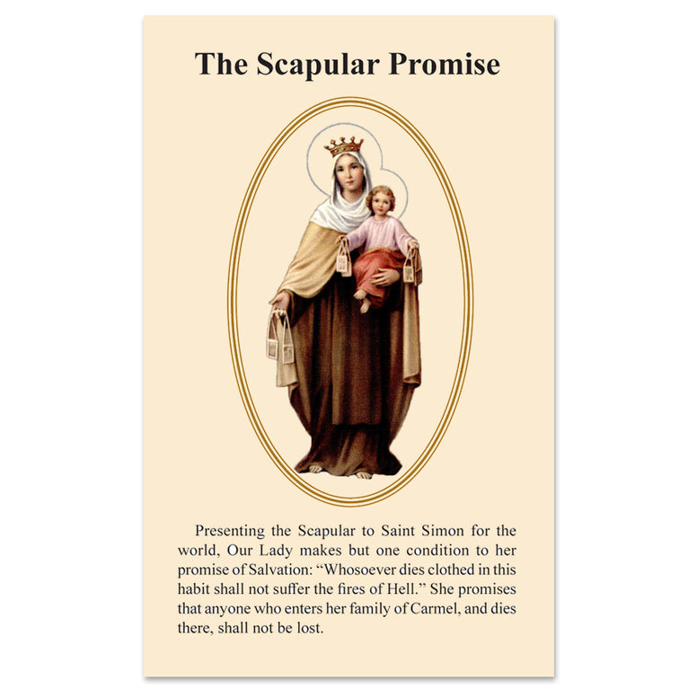 The Scapular Promise