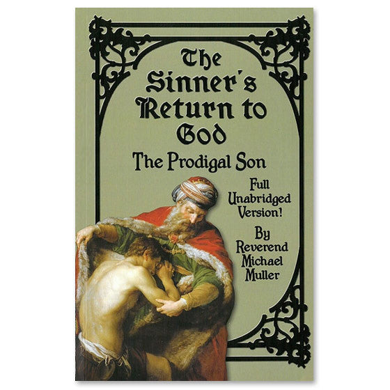 The Sinner's Return to God