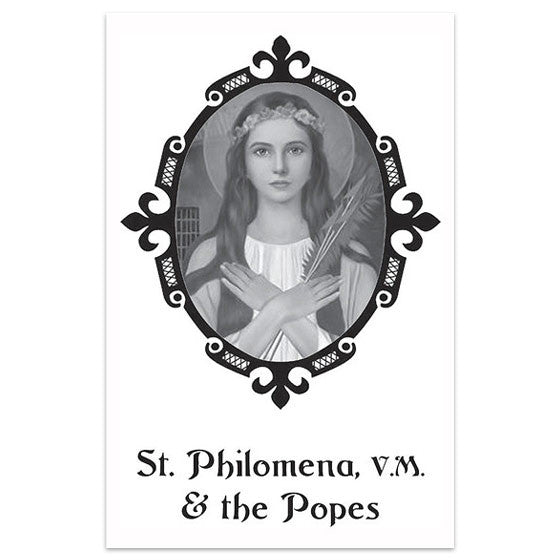 St. Philomena and the Popes