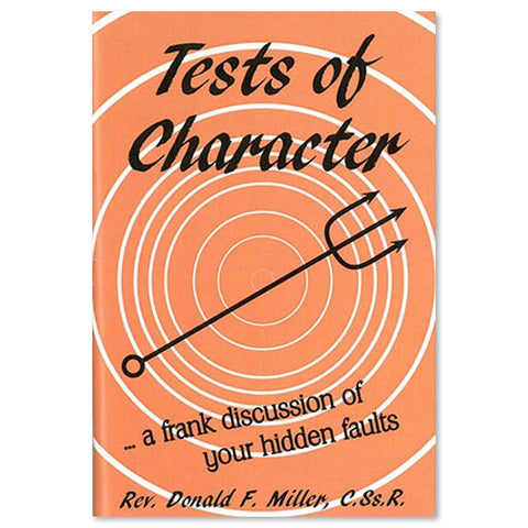 Tests of Character - Miller