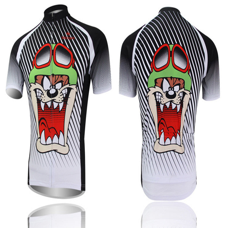 Mens Cycling Jersey  Short Sleeve Sportswear New Cycling Clothing CC0314