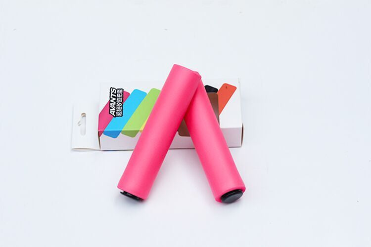 Bike Grips UltraLight Silicone Material High Density Bicycle  Anti-slip