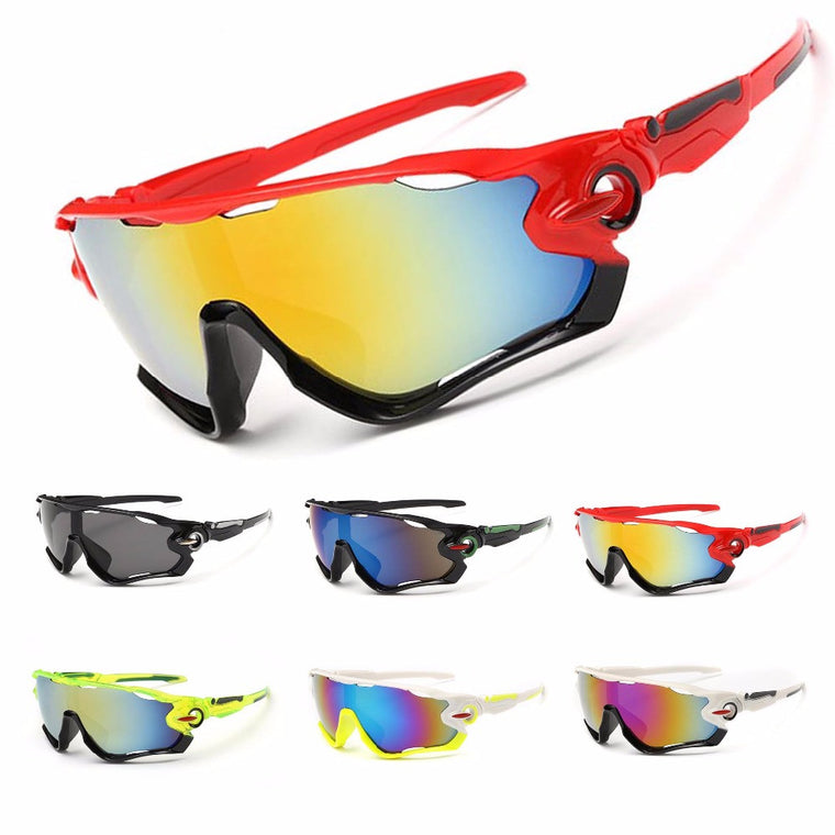 Brand New Outdoor Sport Eyewear Men/Women Bicycle Glasses