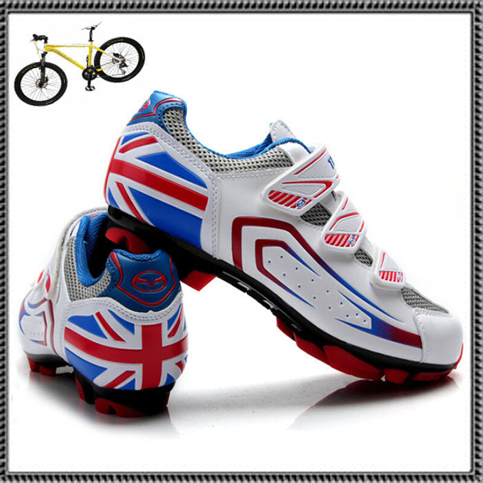 Teibao Nylon-fibreglass Sports Ciclismo Shoes Bicycle Shoes for women/men