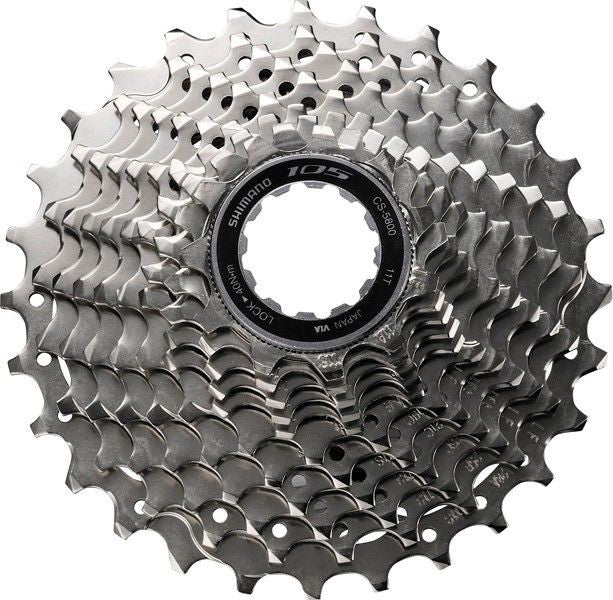 Shimano 105 CS-5800 11 SPD Speed HG Cassette 11-25T 11-28T 11-32T Road Cycling