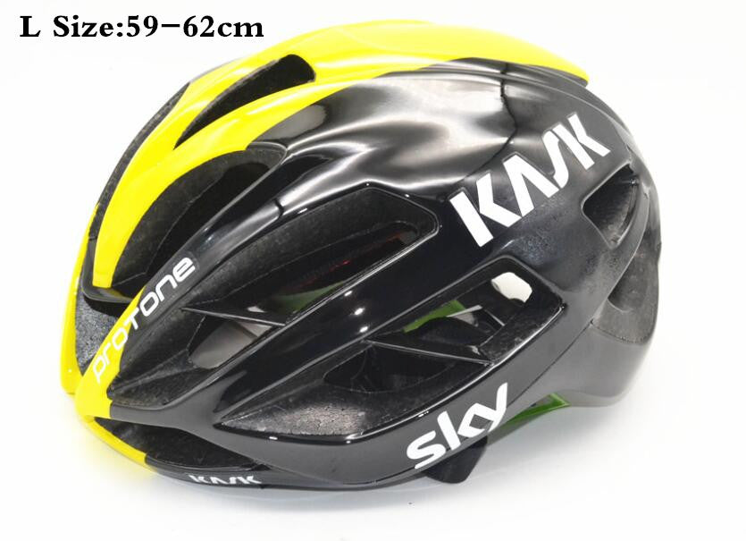 Team Sky Protone Kask 16 Colors Cycling Helmet Adults Bisiket L And M Size