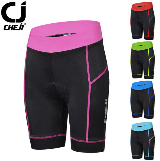 CHEJI Cycling Clothing Women's Cycling Shorts Bicycle pants/Shorts GEL PAD