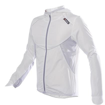 Quick Dry Cycling Jacket UV Sun Protection Raincoat Womens/Mens Breathable