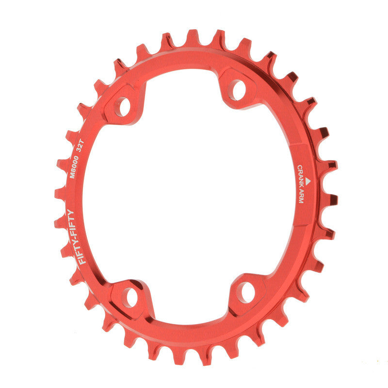 FIFTY-FIFTY  chainring MTB Bike gear for Shimano M8000  crankset 32T 34T 36T 9/10/11S chain ring