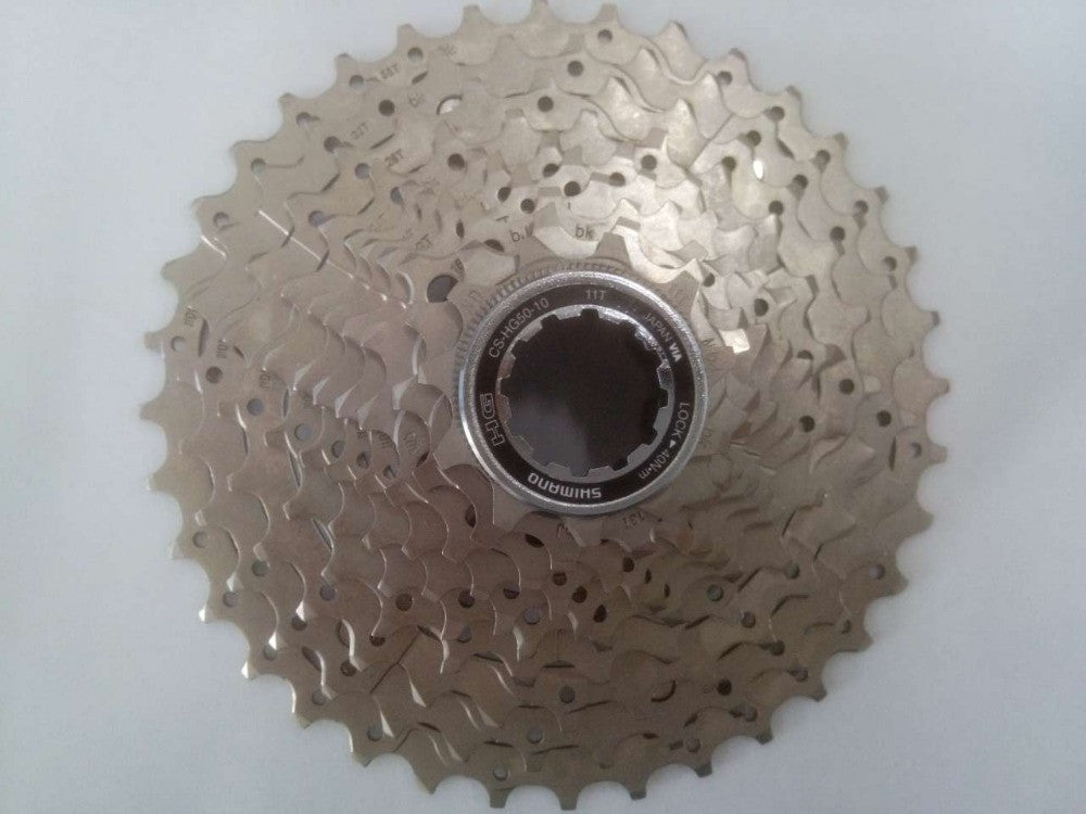 Shimano M610 10 Speed Cassette HG50-10 Sprocket 11-36T MTB Mountain Bike Freewheel