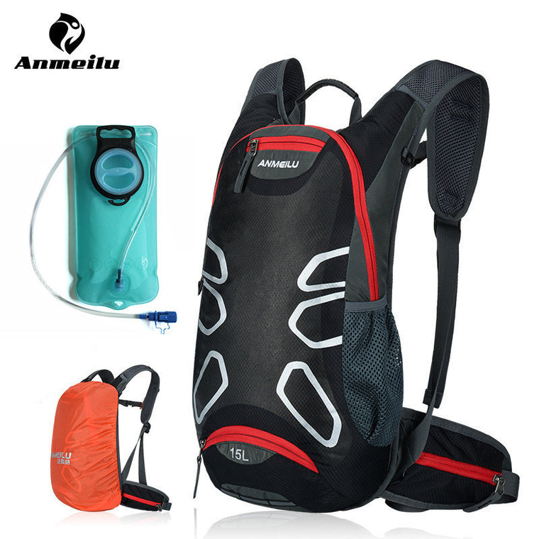 ANMEILU 15L Sports Bags Hydration Bladder Cycling Backpack Camelback 2017