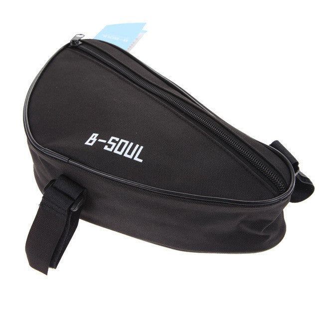 Cycling Front Bag Tube Frame Waterproof Pouch Pannier