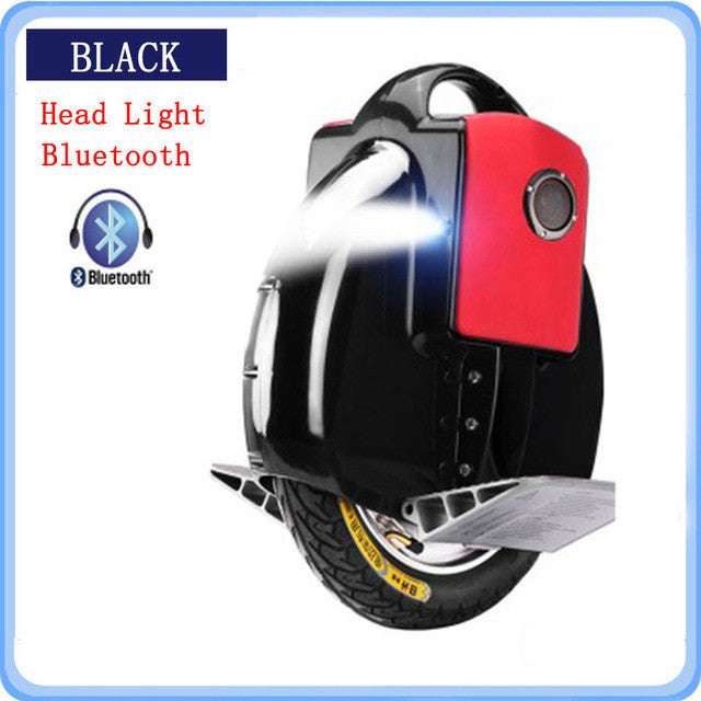 2017 Hoverboard Monowheel Electric scooter Bluetooth Smart Unicycle