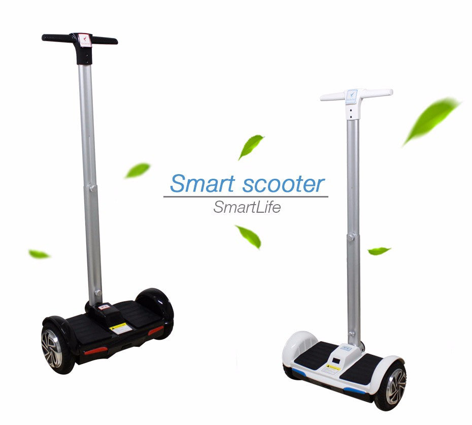 iScooter 8 Inch/10 inch Electric Scooter Smart Wheels with Handle Bar F1