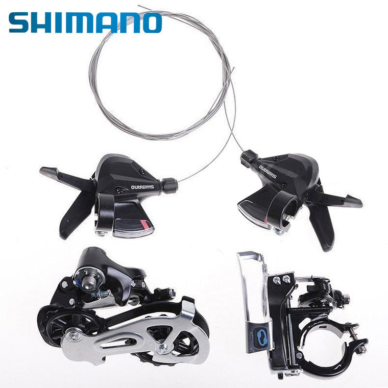 SHIMANO Derailleur Groupset FD-M310 RD-M310 Bicycle Shifters SL-M310 3x8S
