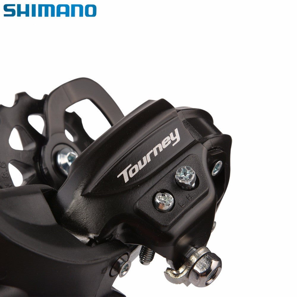 SHIMANO Tourney RD-TX300 6/7 Speed 34T Top-Normal Traditional Long Rear Derailleur 320g